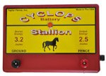Cyclops STALLION Electric Fence Energizer