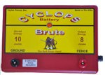 Cyclops Brute Battery Powered Fence Charger