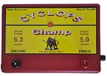 Cyclops CHAMP Electric Fence Charger